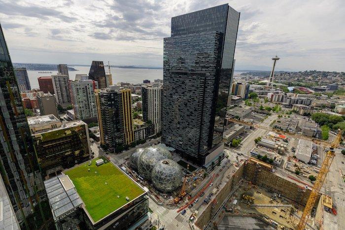 Ecco le 20 città che si contendono il secondo quartier generale Amazon