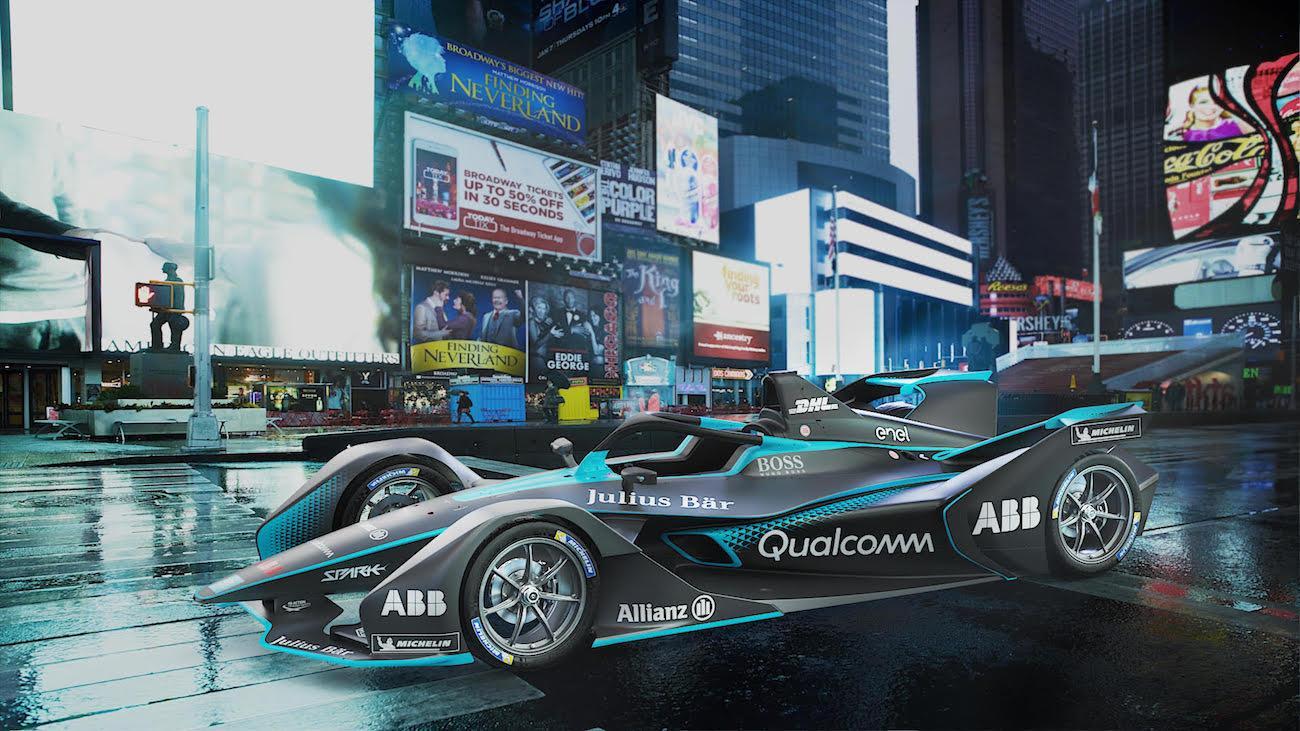 Ecco la nuova Formula E Gen2: come una monoposto da Formula 1, ma elettrica