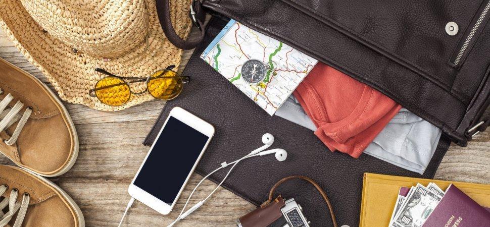 Come essere creativi durante un viaggio