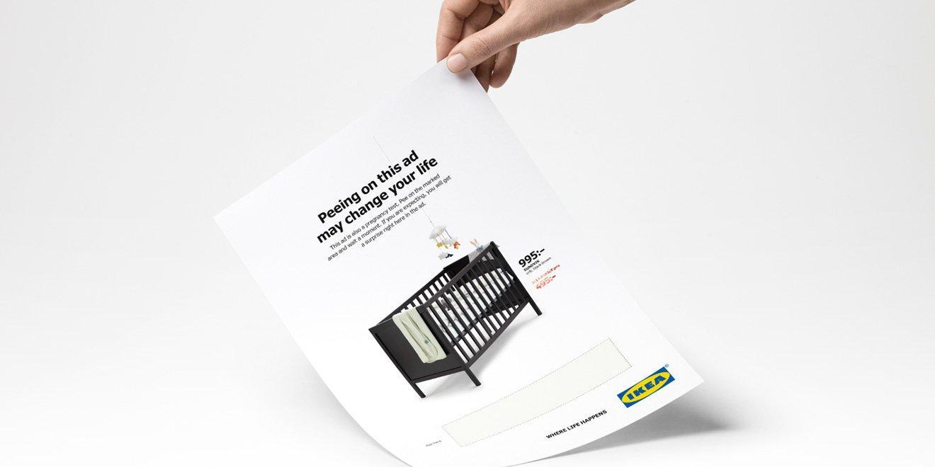 IKEA, Oreo e Roladin: i migliori annunci stampa della settimana