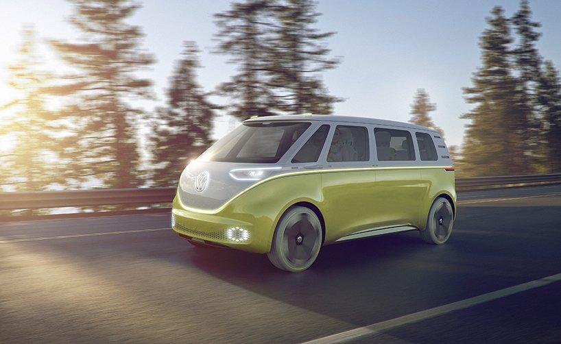 NVIDIA e Volkswagen creeranno insieme un mini-van intelligente