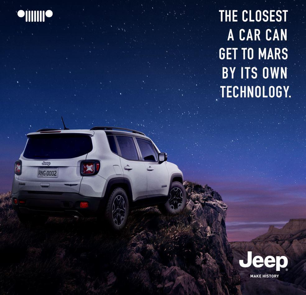 Jeep, Save the Children e Hypo: i migliori annunci stampa della settimana