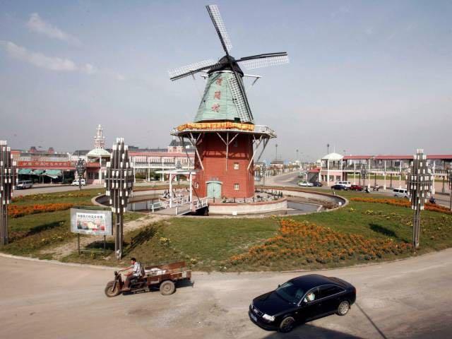 Olanda Town