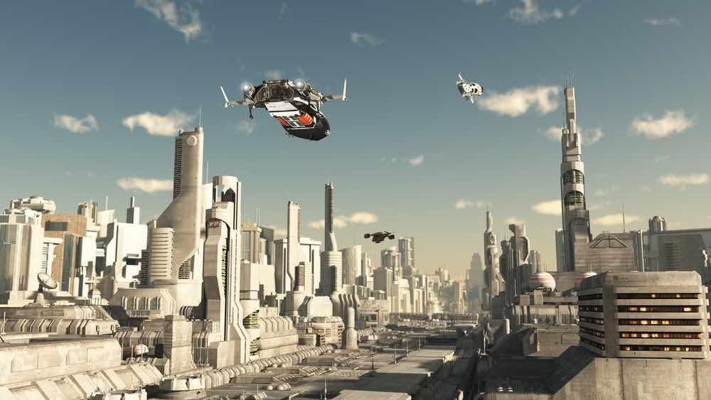 Droni TAXI e Hyperloop: ecco come ci sposteremo nel prossimo futuro