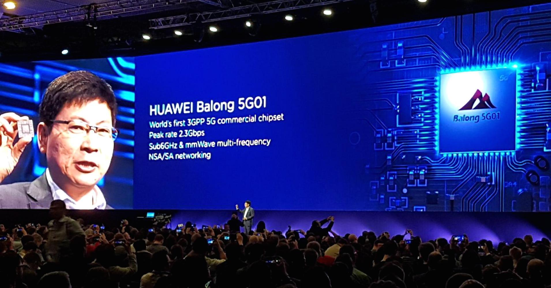 Huawei sfida Intel e si fa da sola il suo primo chip 5G