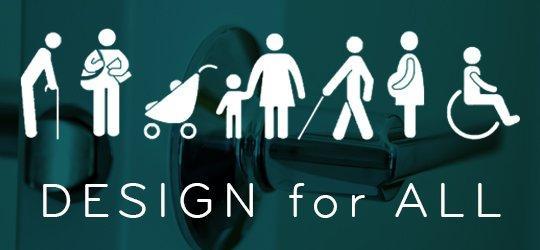 Bello e sicuro, il design del futuro è For All