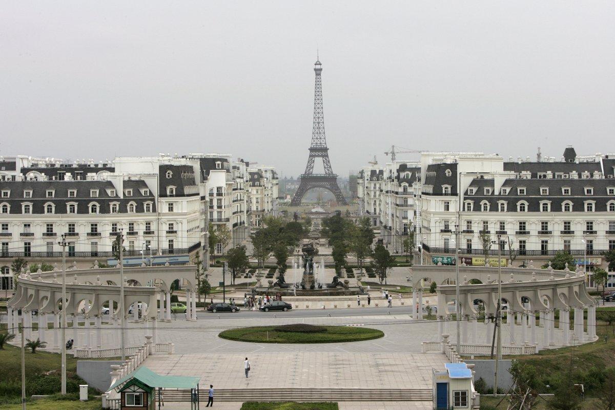 Clone cities: tutte le volte che una città è stata copiata spudoratamente