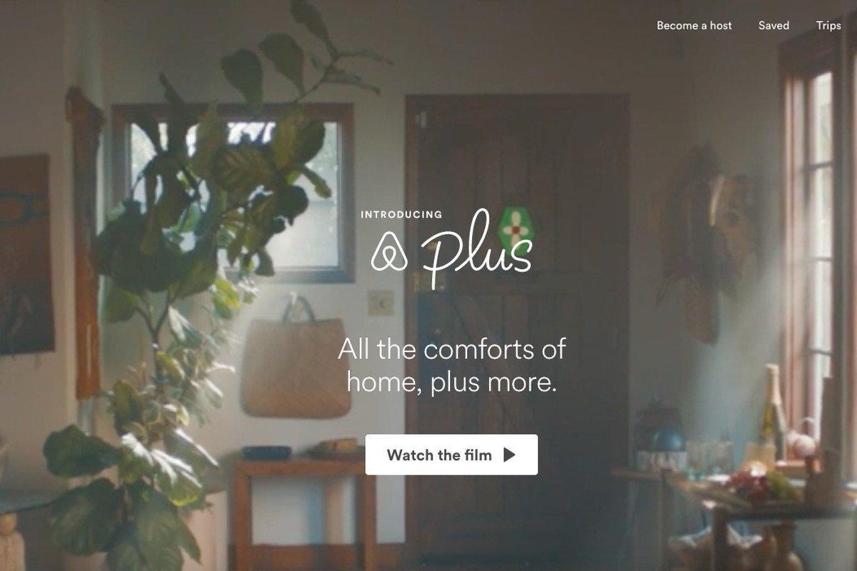 Arriva Airbnb Plus, il nuovo servizio premium per le case di lusso