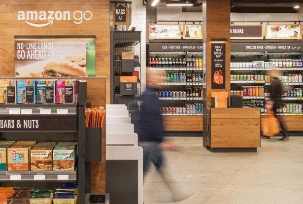 Amazon Go cresce, in arrivo altri 6 negozi (senza casse né cassieri)