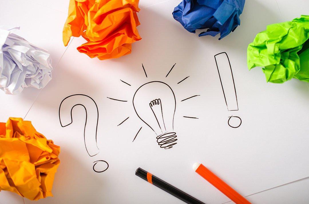 Brainstorming per domande