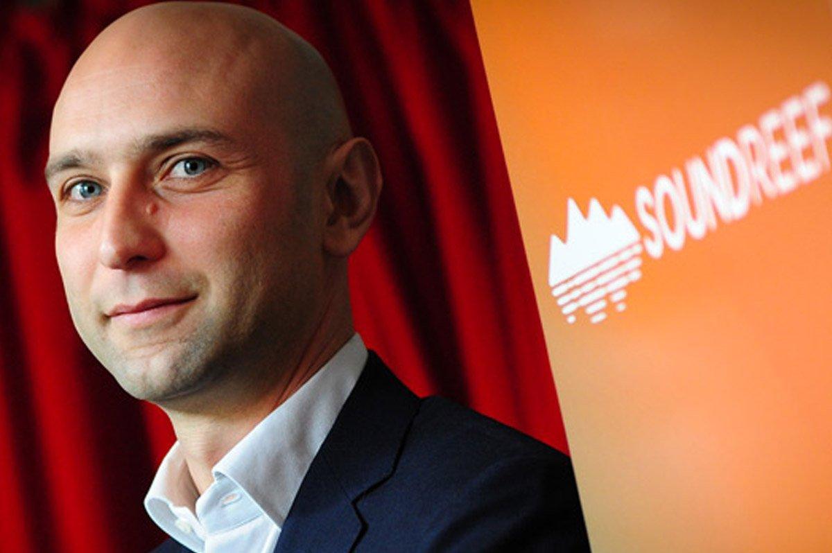 Davide D'Atri (CEO Soundreef)