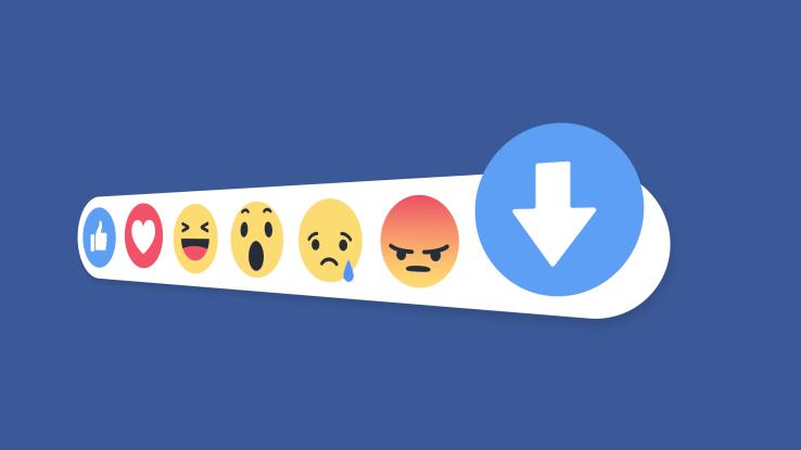 Cosa sappiamo sul nuovo pulsante Facebook per segnalare (negativamente) i commenti