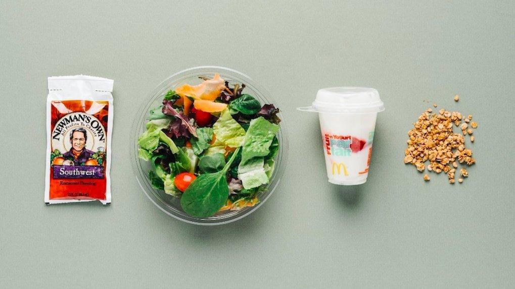 Il fast food healthy è il futuro, McDonald's è pronto alla svolta