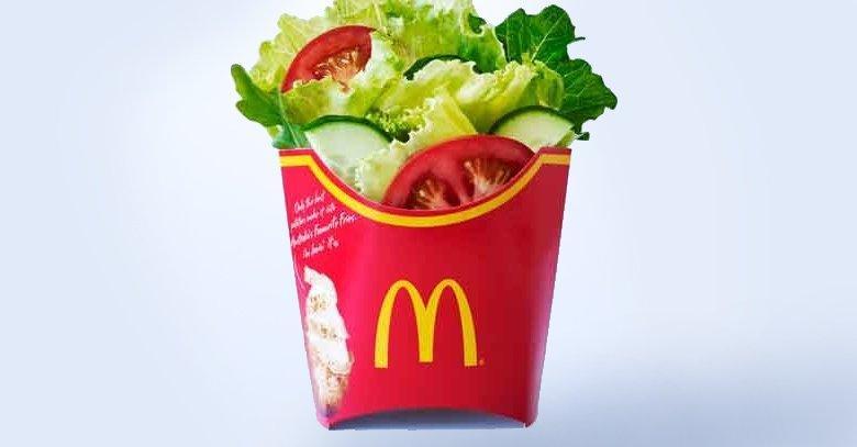McDonald's è pronto alla svolta del fast food salutare, dice