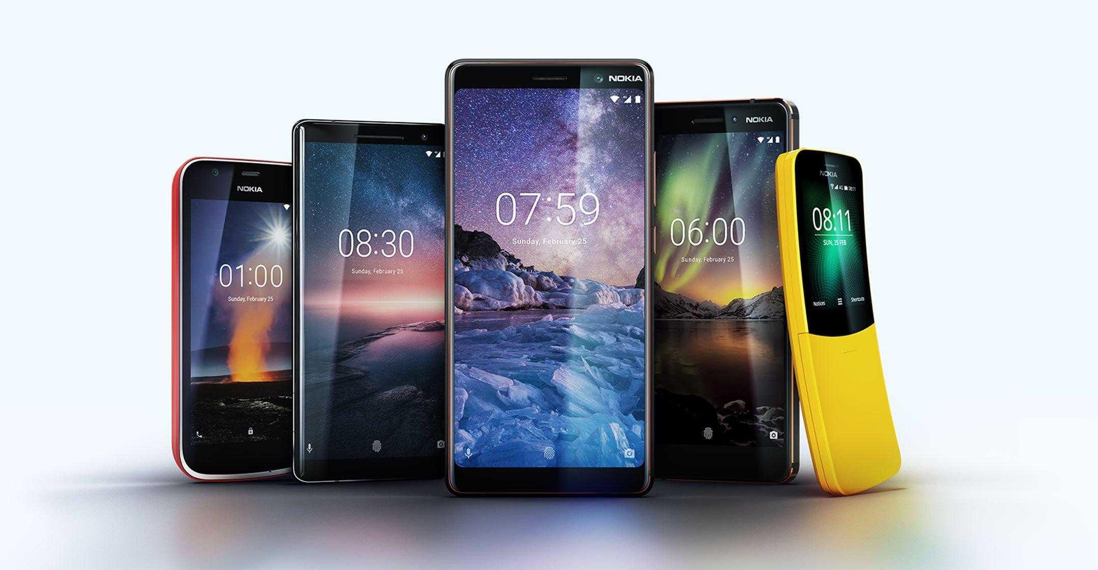 Quali sono e quanto costano i nuovi smartphone Nokia