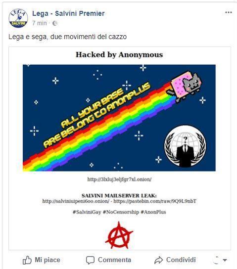 salvini facebook hacker3