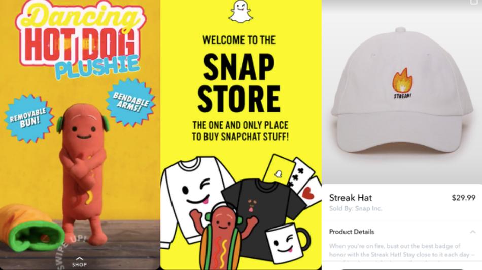 snapstore week in social