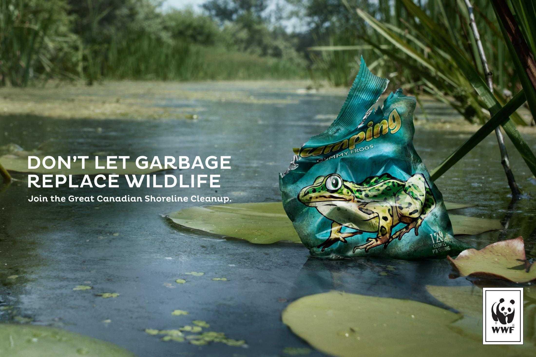 WWF, Volkswagen e Sparkasse: i migliori annunci stampa della settimana
