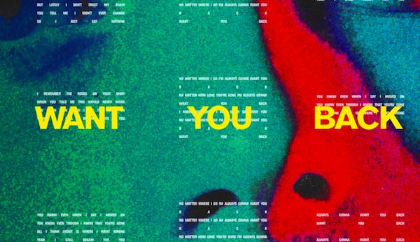 """""""Want You Back"""", il video che sta facendo impazzire i social"""
