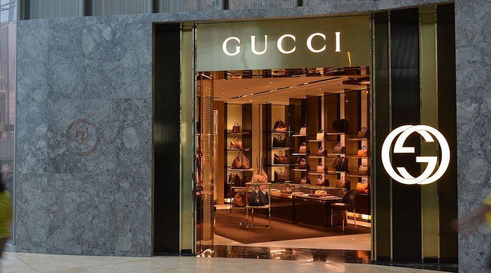 Gucci in cima alla Top30 dei marchi italiani più ricchi