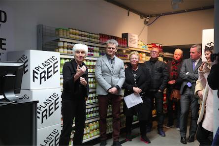 Ekoplaza: in Olanda il primo supermercato al mondo plastic-free