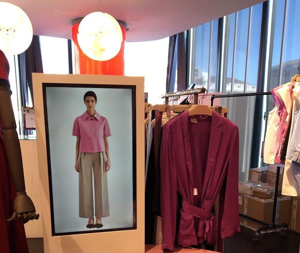 La startup di Miroglio Fashion apre uno spazio in COIN. Tailoritaly