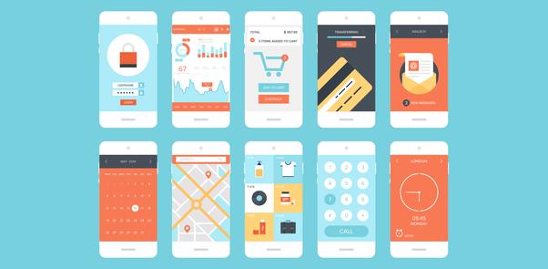 app mobile Commerce