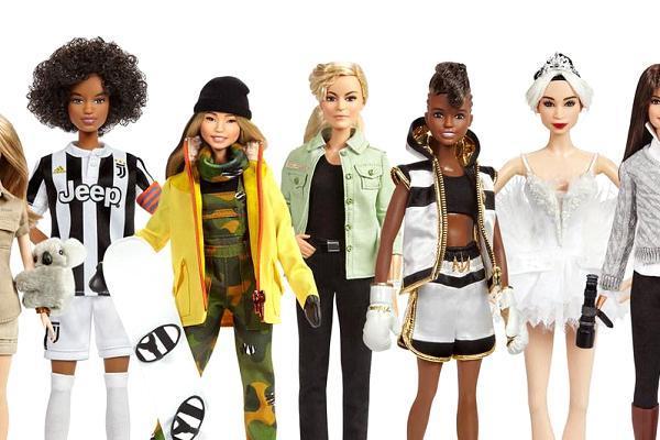 barbie shero