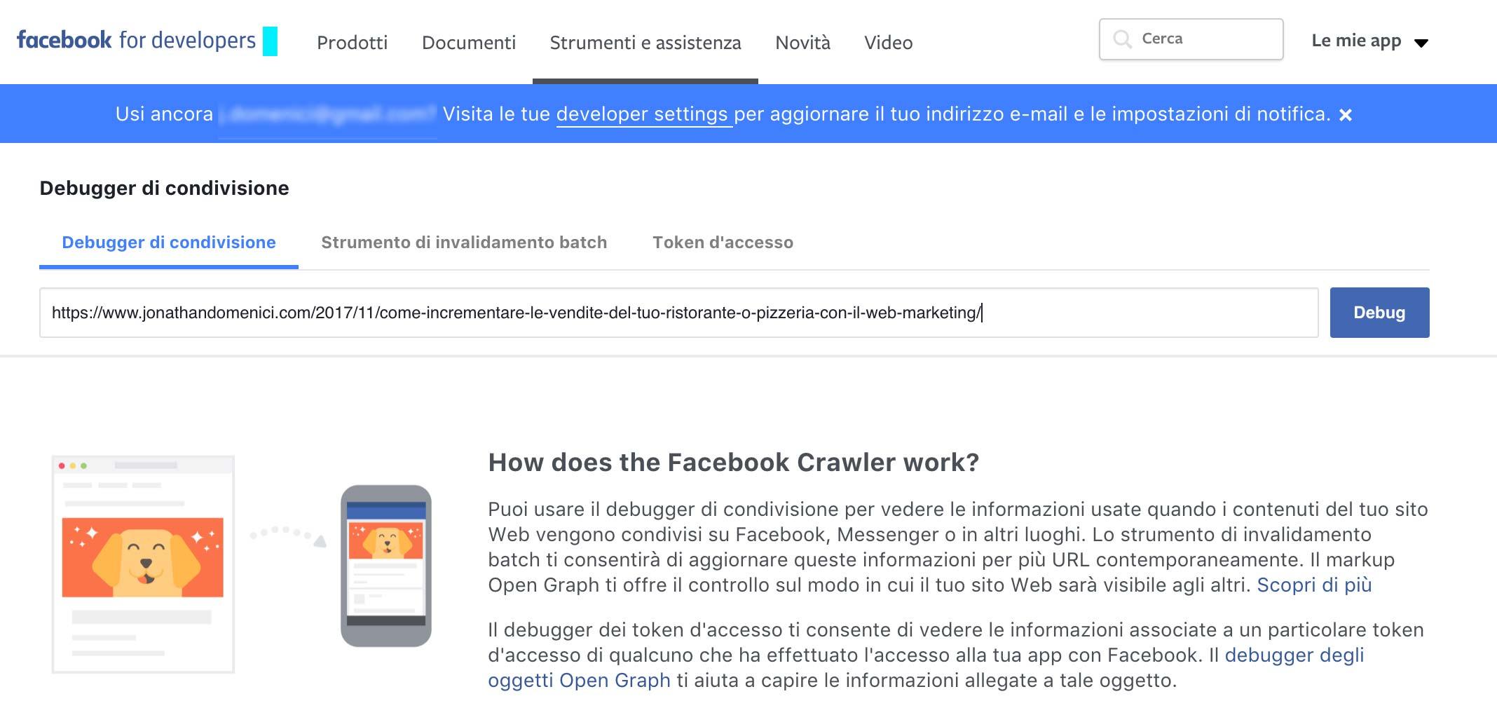 Consigli per crearti da solo le nuove anteprime dei link su Facebook
