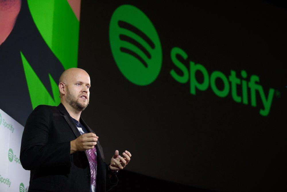 Spotify vuole riacquistare le sue azioni per un miliardo