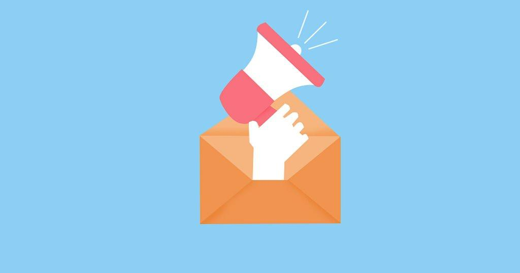 email marketing persone