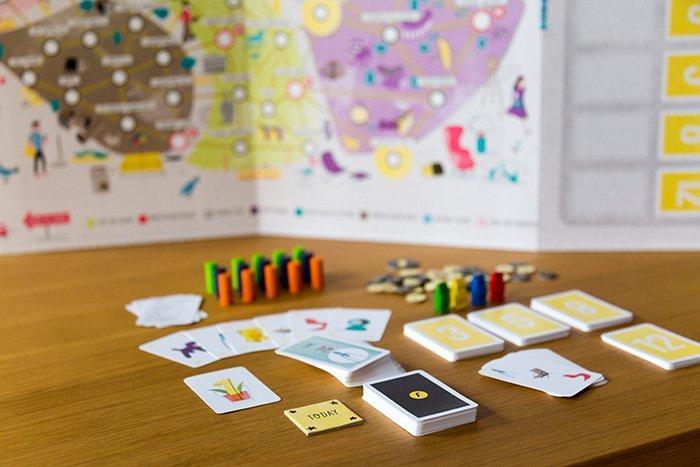 Fuorisalone boardgame milano