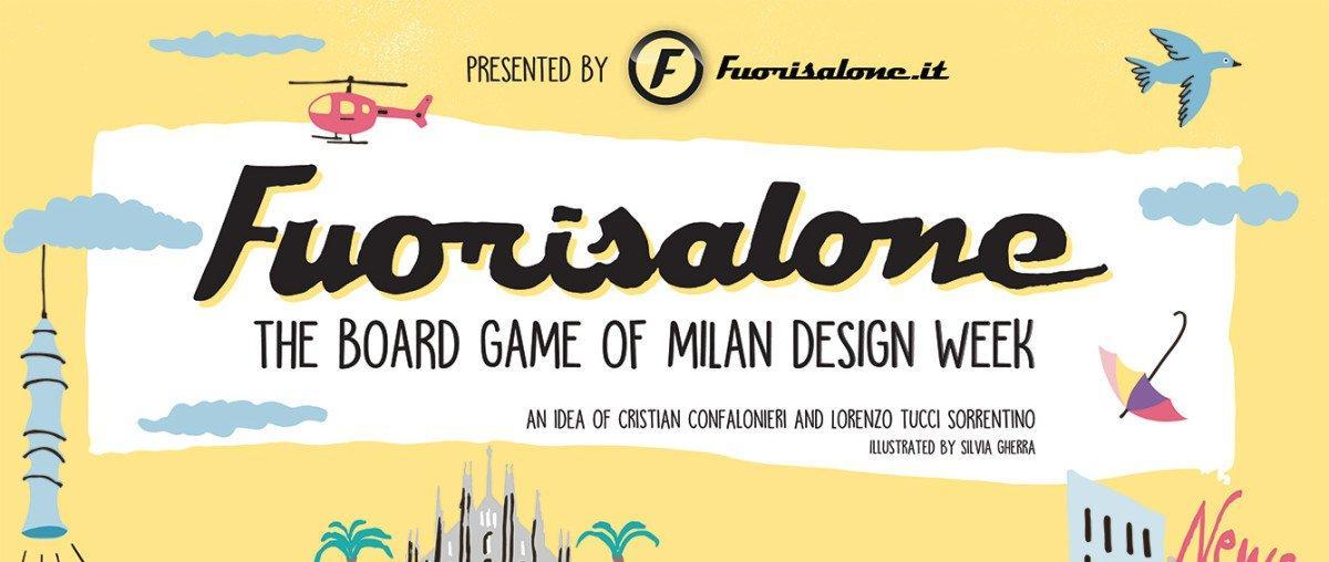 Fuorisalone il gioco: ecco come nasce il board game dedicato al design