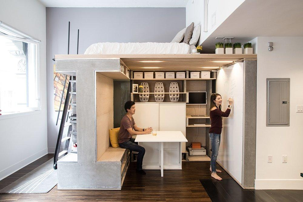 Per lavorare da casa comincia progettando il tuo nuovo ufficio