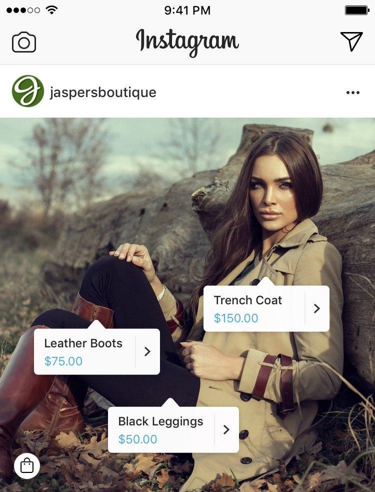 Più acquisti su Mobile, perché Instagram ha lanciato Shopping anche in Italia