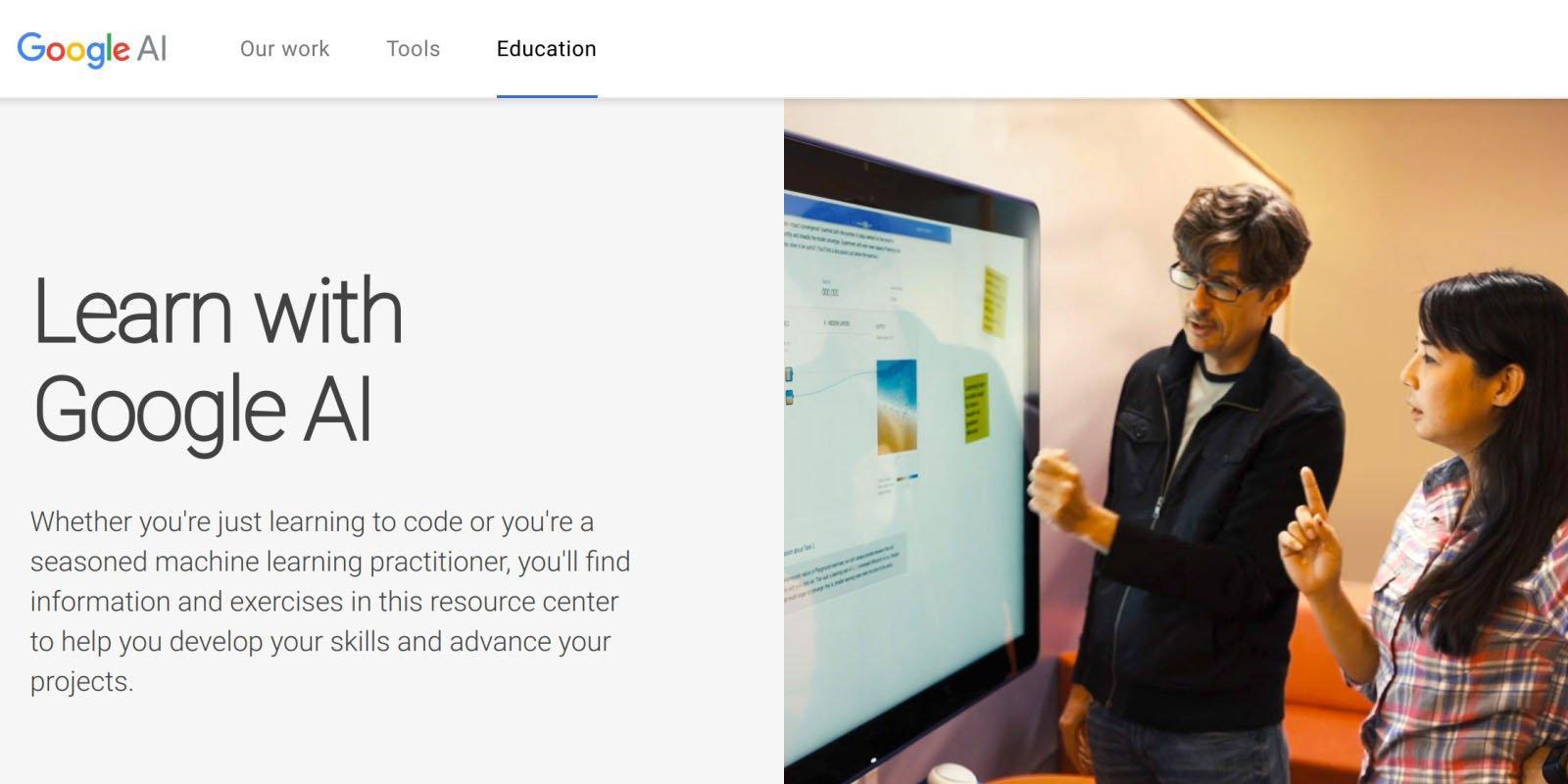 Google lancia un corso di Intelligenza Artificiale, gratis
