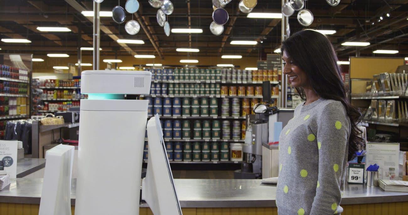 Presto saranno i robot ad accoglierti in negozio