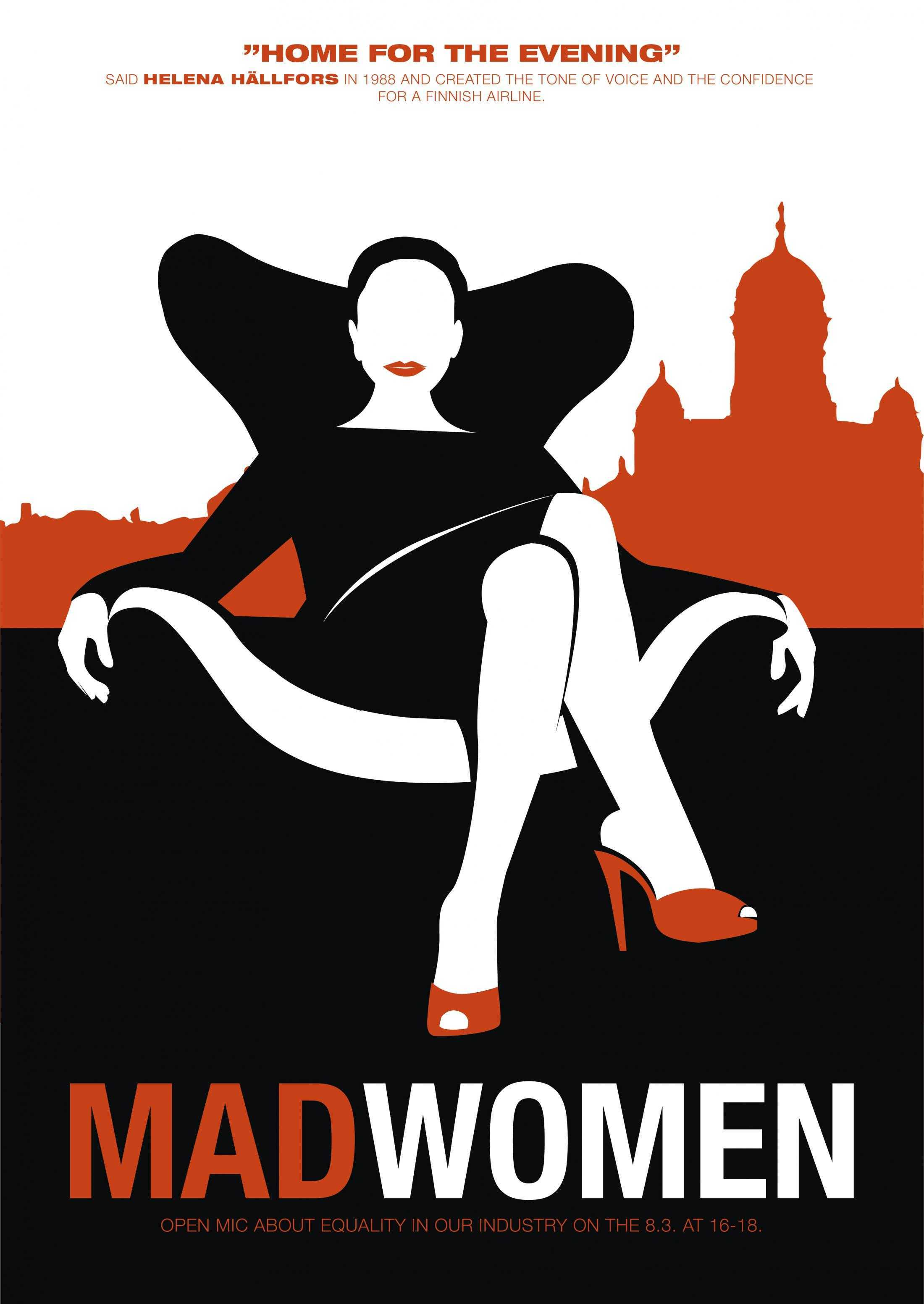 mad_women_by_sek_helena_hallfors_poster