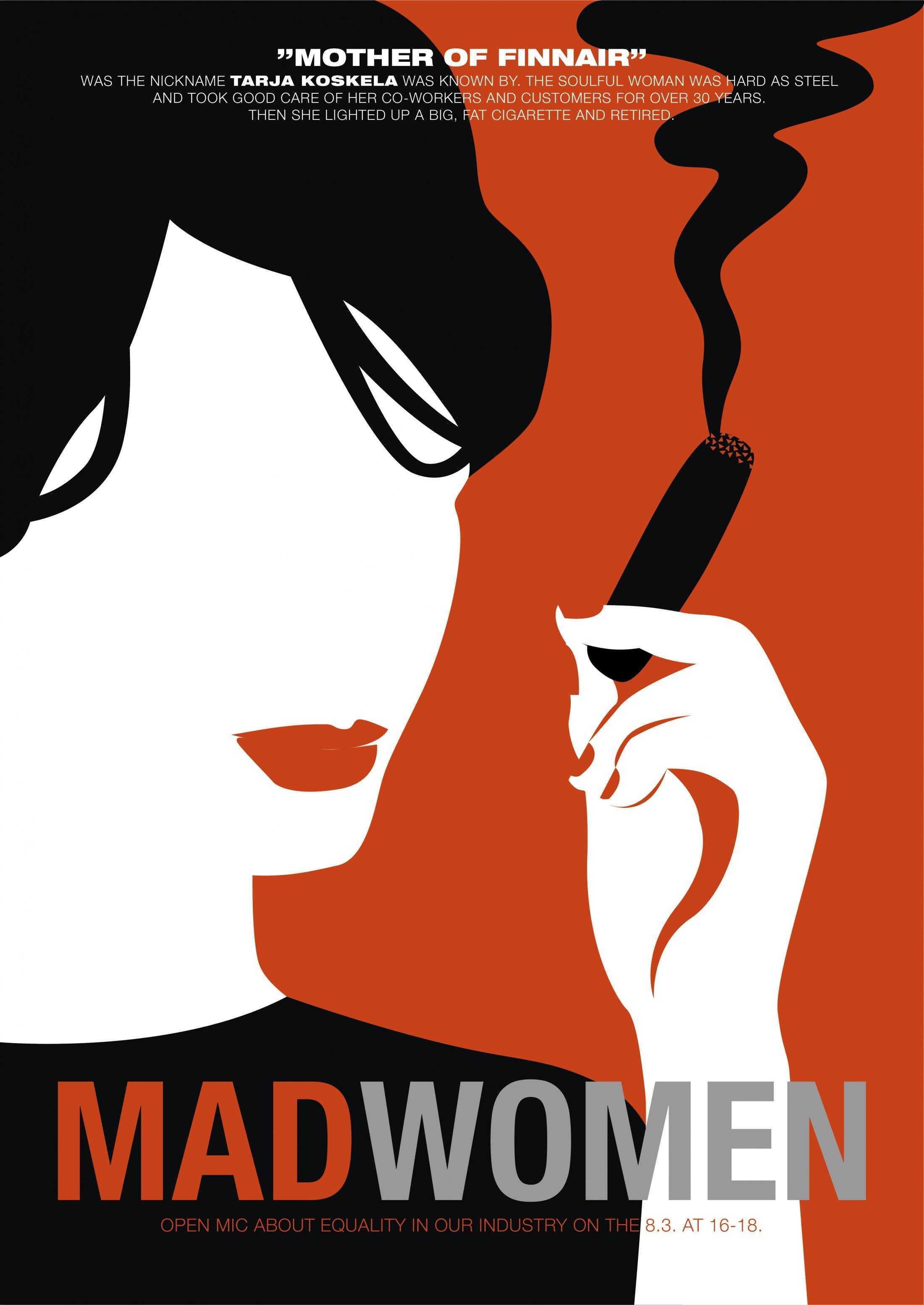 mad_women_by_sek_tarja_kaskela_poster