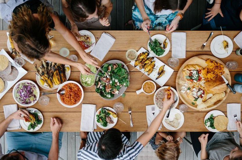 mangiare insieme cultura aziendale
