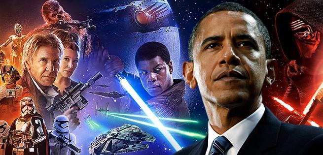 Un meme di Obama ha ispirato il Jedi Luke Skywalker. Lo sapevi?