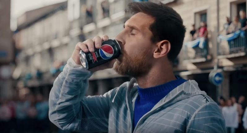 La nuova campagna di Pepsi Max è un inno allo sport più amato dagli italiani