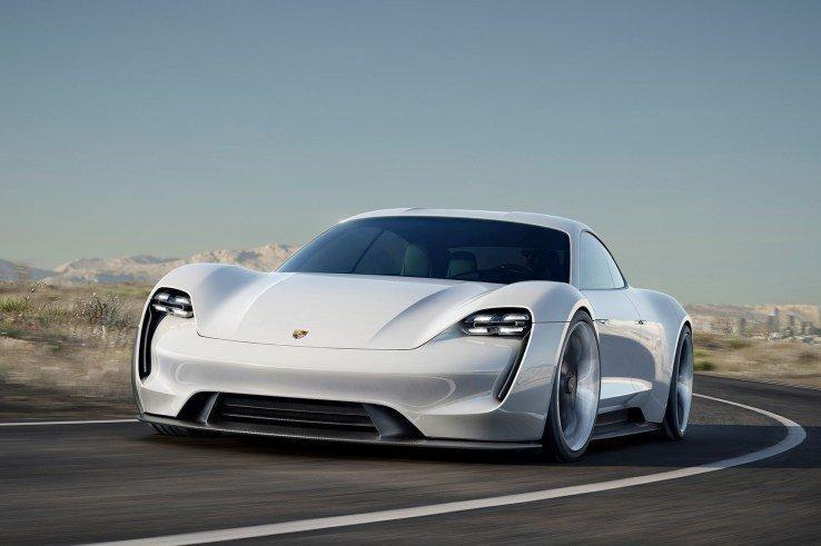La vera concorrente di Tesla potrebbe essere una Porsche (elettrica)
