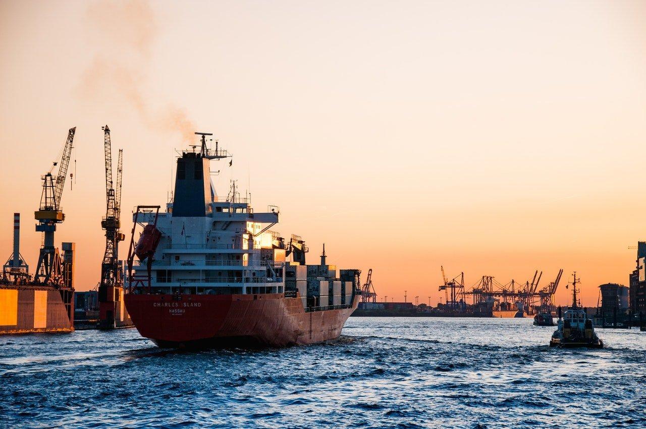 Nokia porto di Amburgo 5g