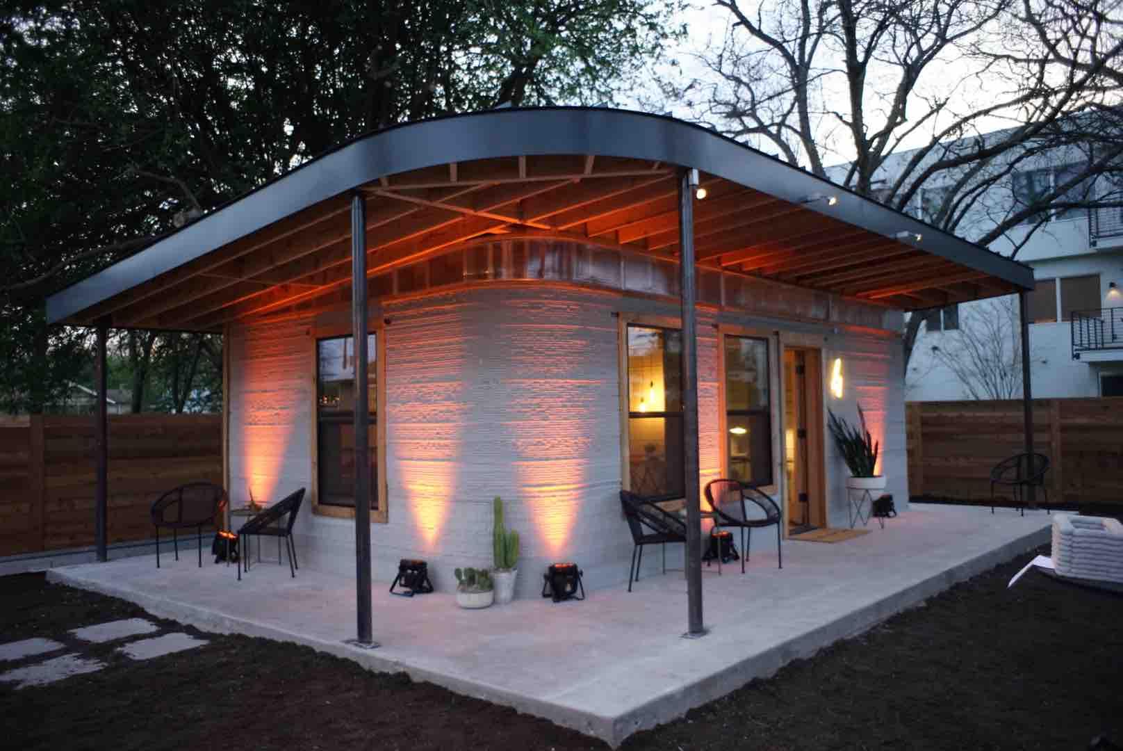 Case stampate in 3D per risolvere il problema abitativo (anche nello spazio)