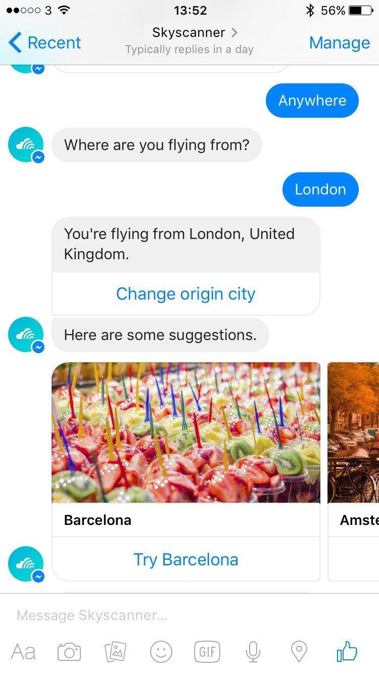 skyscanner-chatbot