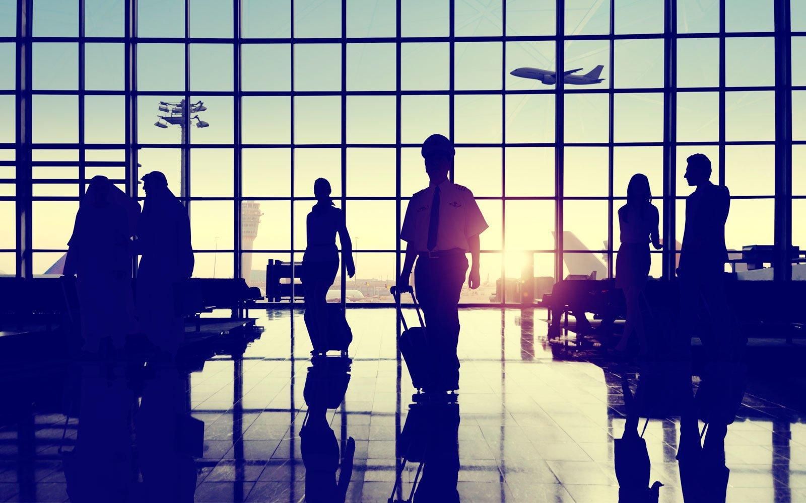 Tecnologia Aereo Esperienza di viaggio