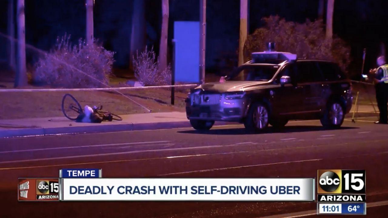 """Auto a guida autonoma: l'Arizona sospende i test di Uber. """"E' stato un fallimento"""""""