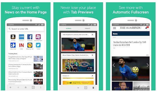 Amazon lancia un browser per Android. Veloce, sicuro e leggero (dice)