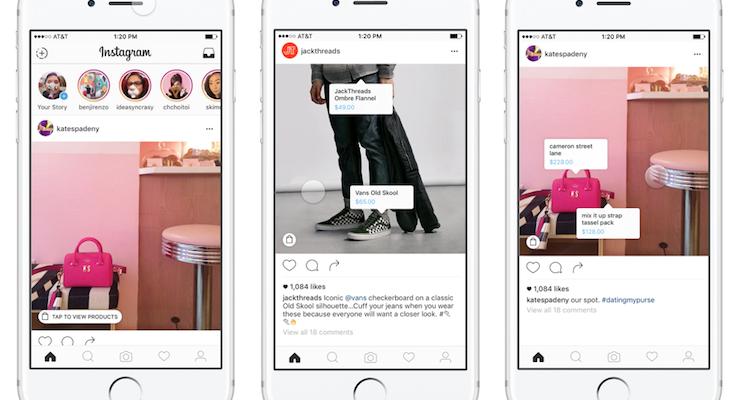 Come usare il tag Shopping di Instagram, ora anche in Italia